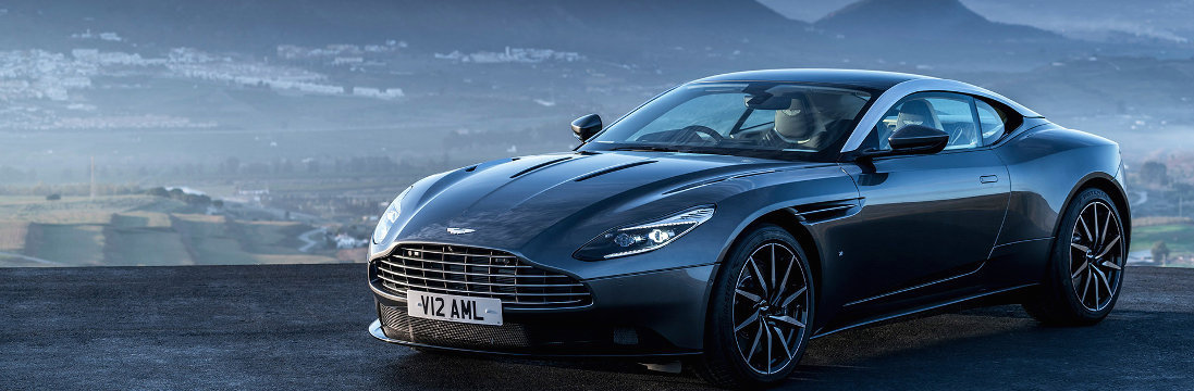 The New Aston Martin DB11 Inspired by James Bond