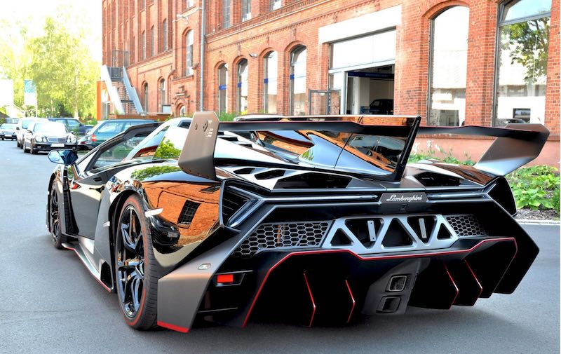 How Many Lamborghini Venenos Have Been Sold?