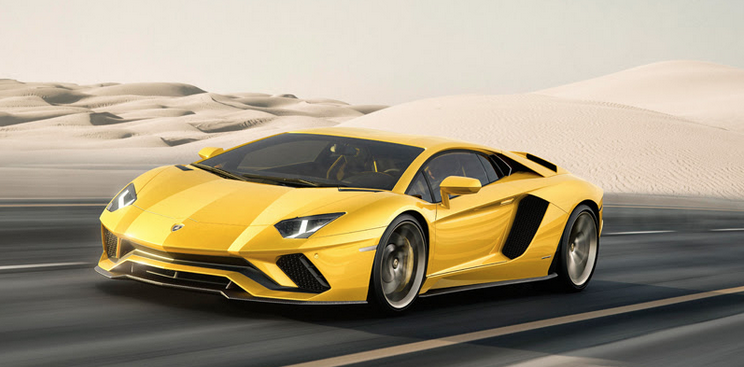 The Lamborghini Aventador S: Elevating the benchmark for super sports cars