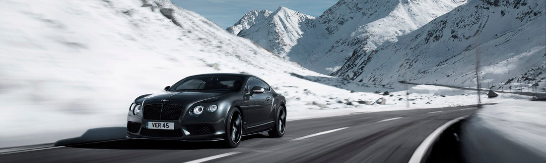 Bentley Continental Accessories