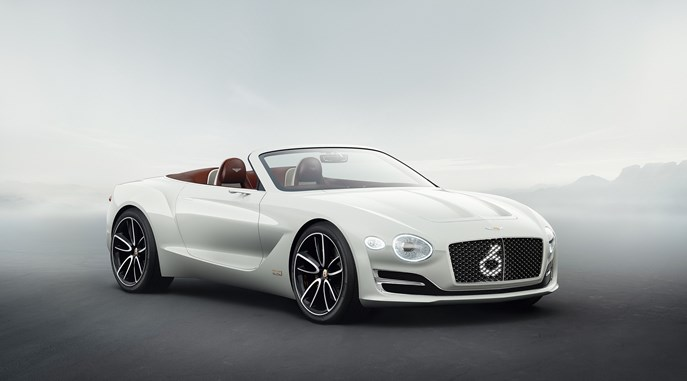 Bentley EXP 12 Speed 6e Concept