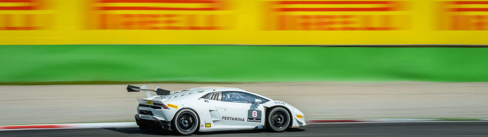 Patrick Kujala (Bonaldi Motorsport) wins for the seventh time in Nürburgring and stakes a claim on the Lamborghini Blancpain Super Trofeo Europe.