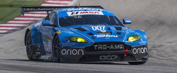 TRG-AMR targets two TUSCC titles