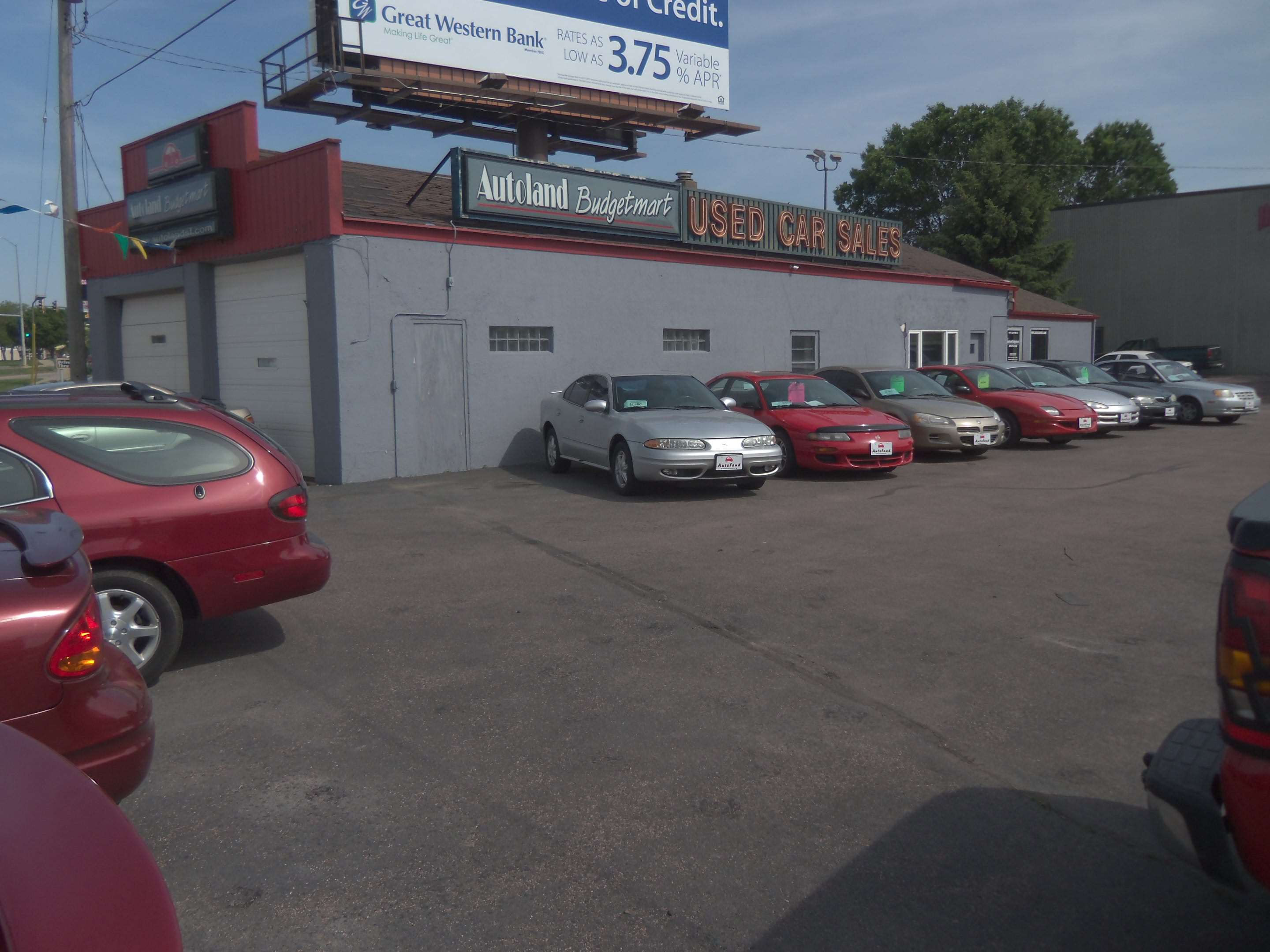 Welcome to Autoland | Sioux Falls, SD | Used Auto Sales