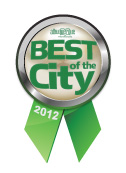 Best of the City 2012