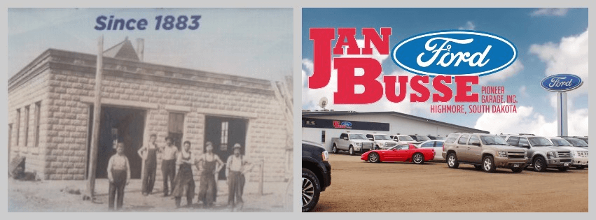 Jan Busse Ford Dealership Photo