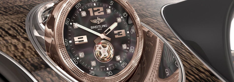 Bentley-Mulliner-Breitling-Black-Rose-Clock-Addition