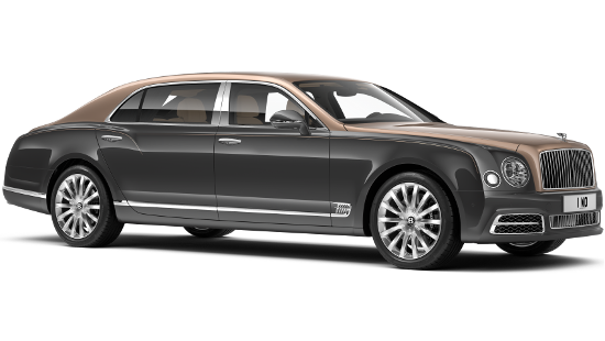 Bentley Mulsanne Extended Wheelbase Model