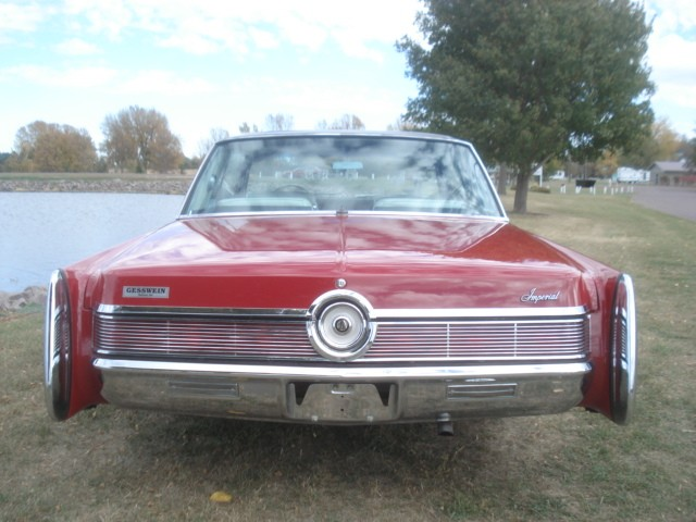 Stock U12368 Used 1967 Chrysler Imperial Milbank South