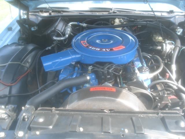 Stock U12726 Used 1972 Ford Thunderbird Milbank South