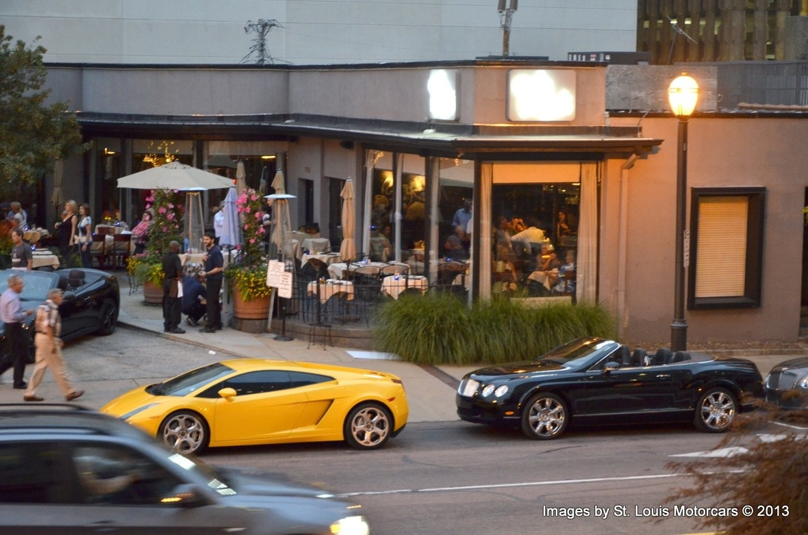 New Maserati Quattroporte Launch Event at Cafe Napoli - August 22nd 2013