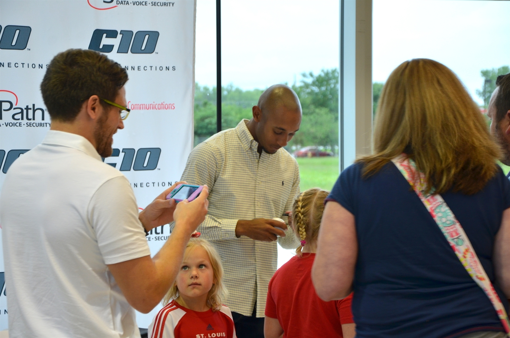 C10 Event with the St. Louis Cardinals!