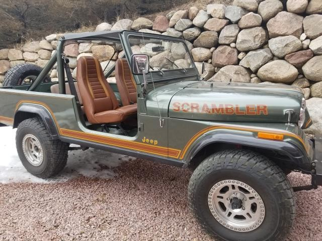 1984 Jeep Scramblerloaded