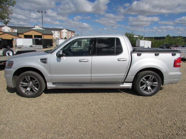 Ford Explorer Pickup >> 2010 Ford Truck Explorer Sport Traclimited