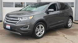 USED 2018 FORD EDGE Titanium Huron South Dakota