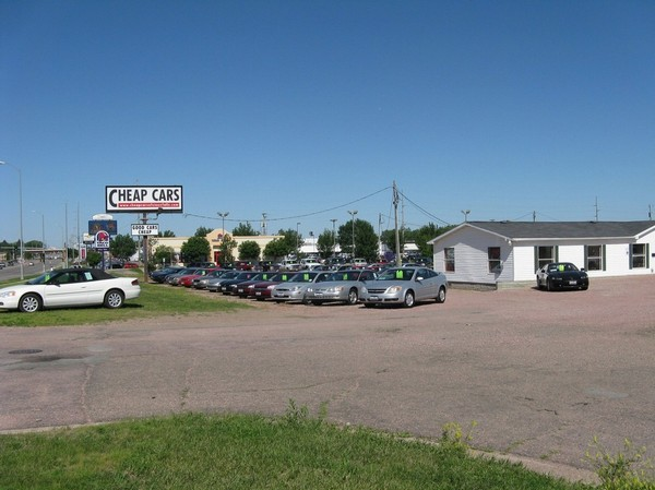 Used Cars Sioux Falls Sd >> About Us: Cheap Cars of Sioux Falls, SD | Used Vehicle Dealer