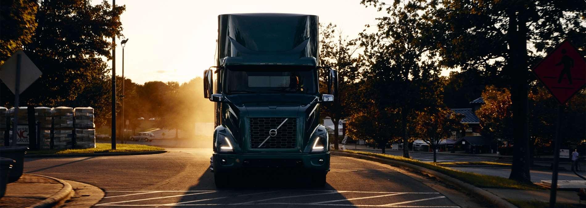New Volvo