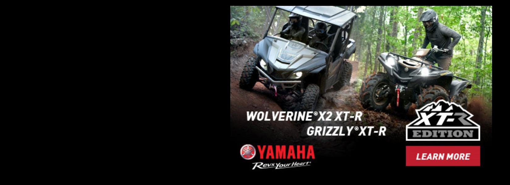 Yamaha XT-R Edition