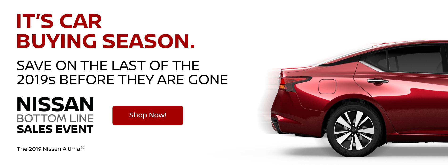 Nissan Bottom Line 2019
