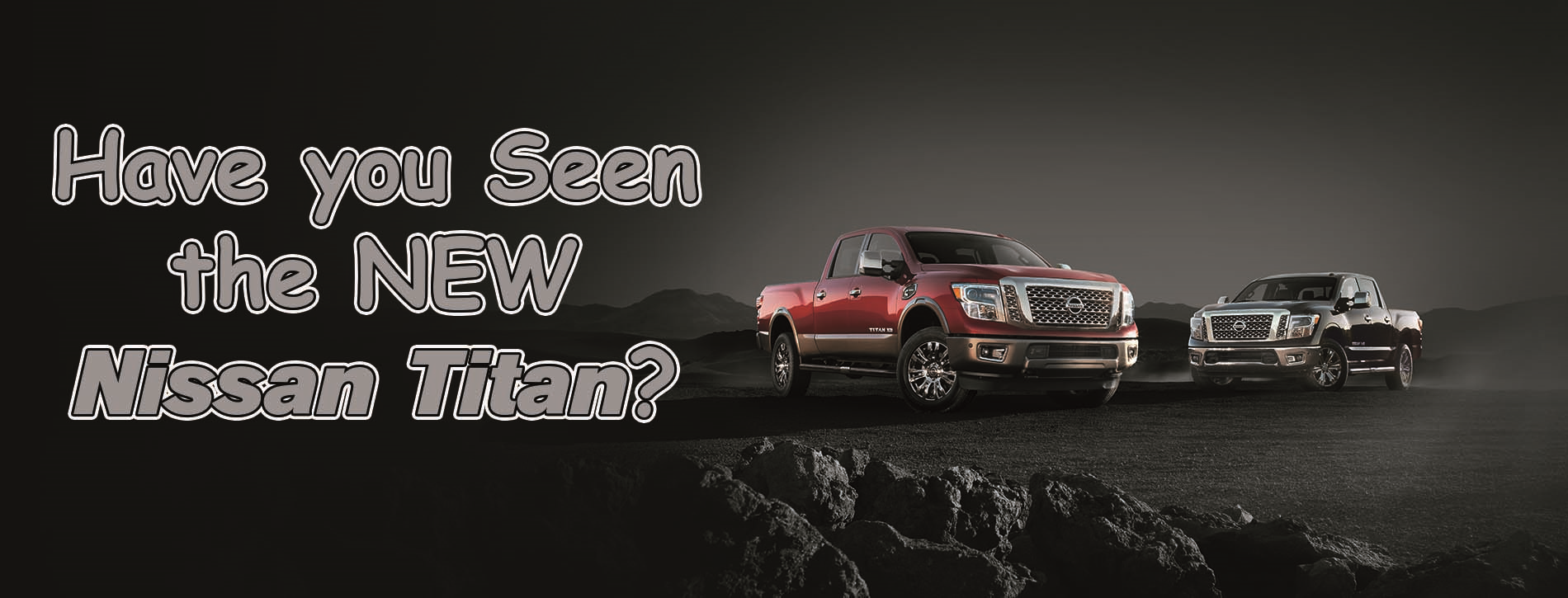 Have you Seen the NEW Titan?