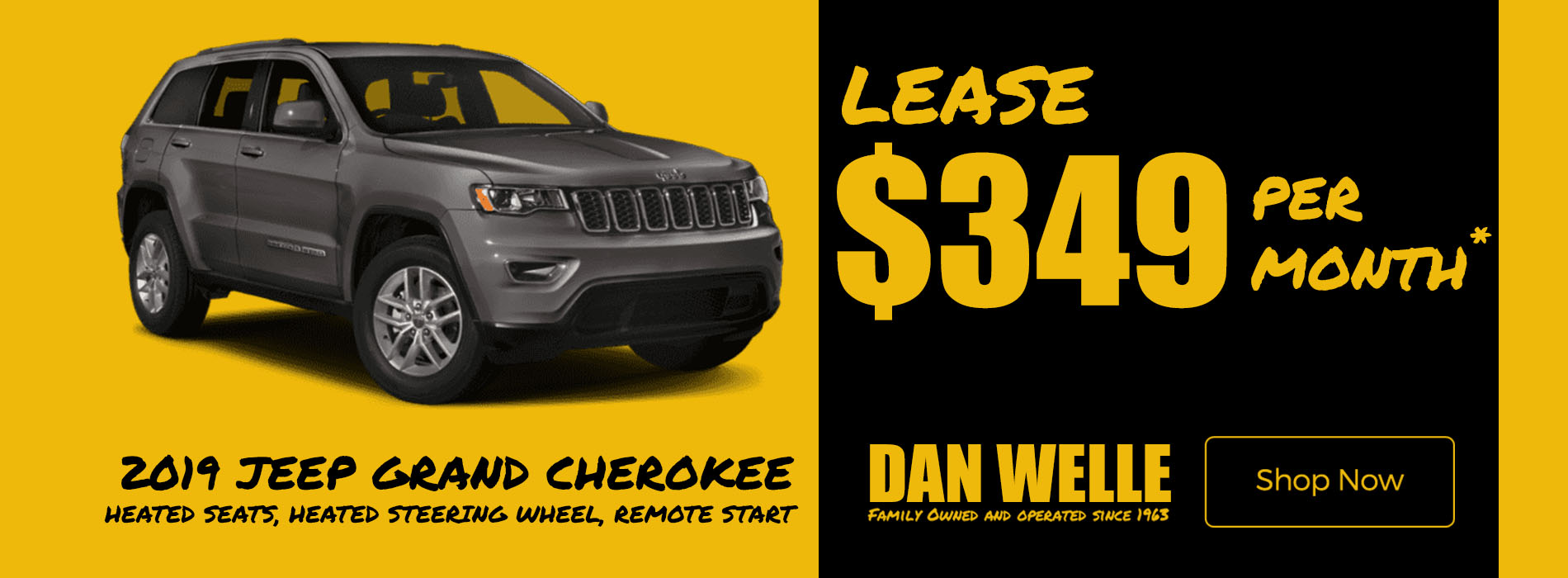 March Grand Cherokee