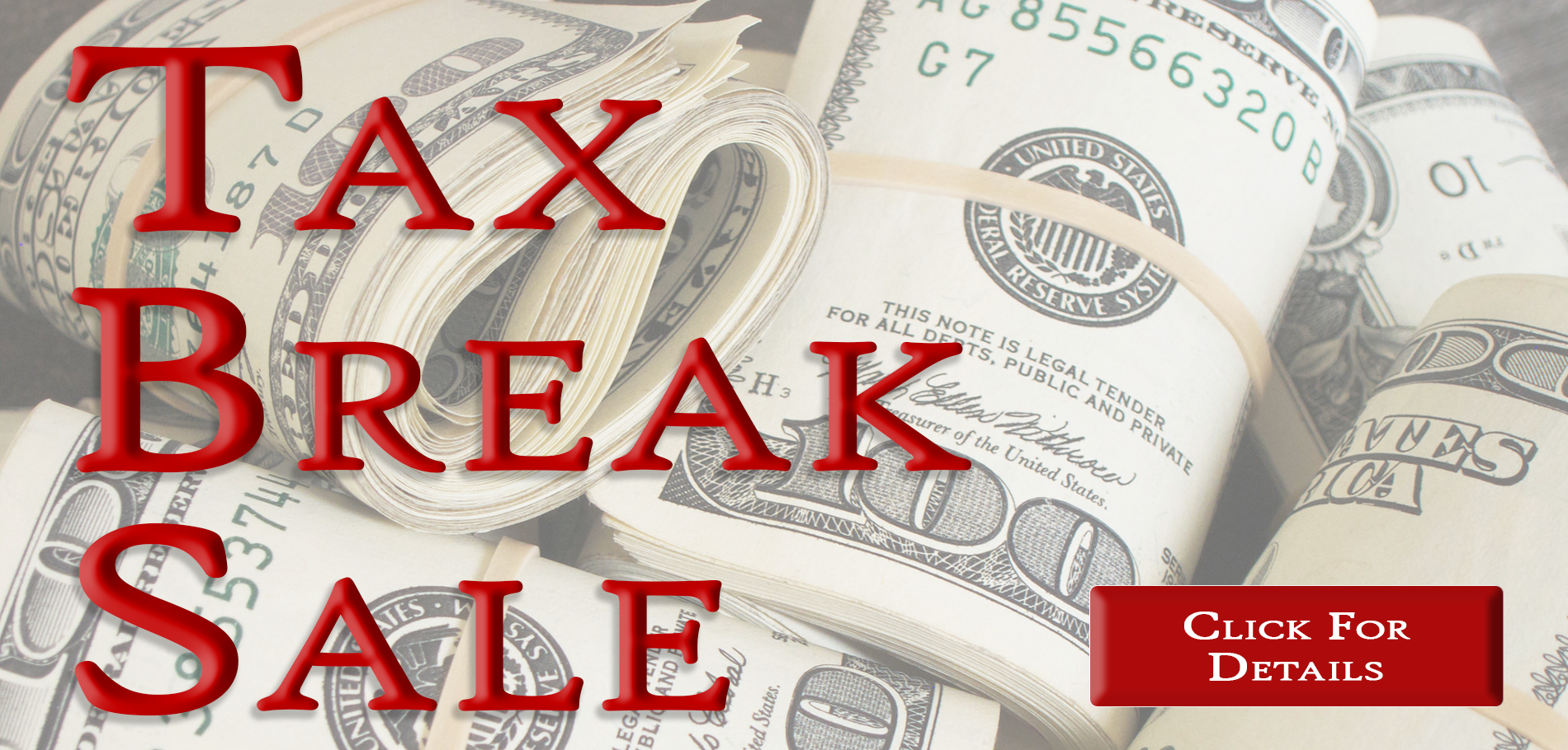 19 Tax Break Sale