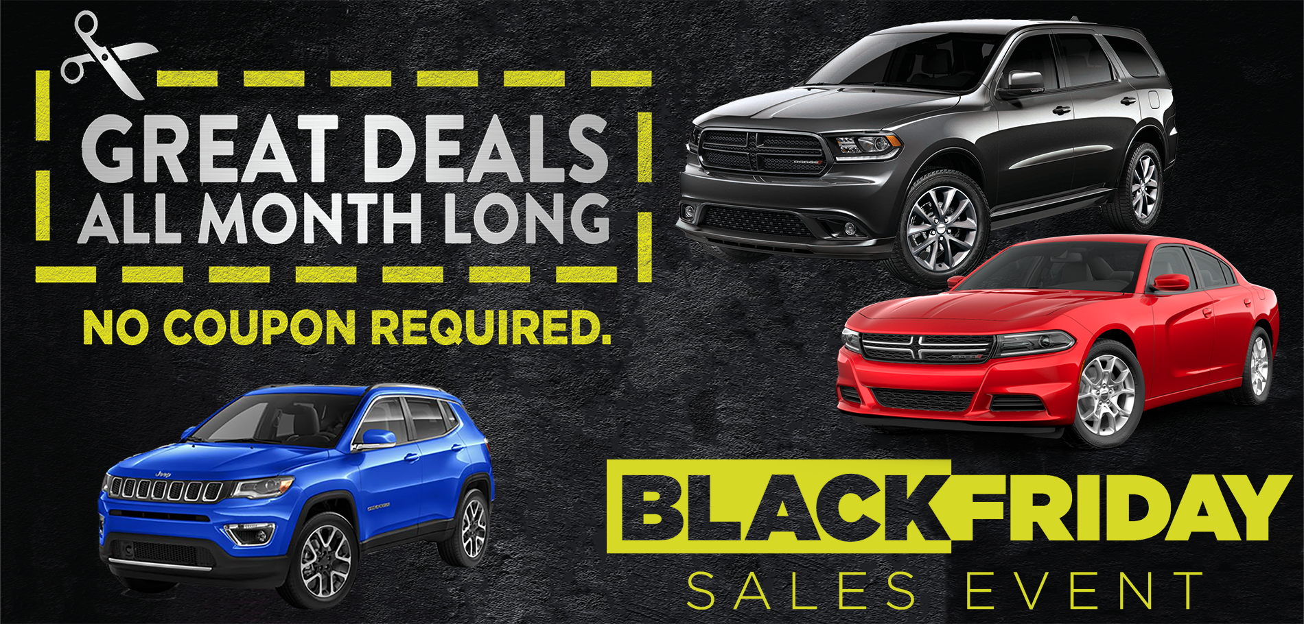 Black Friday Sales Event 2017