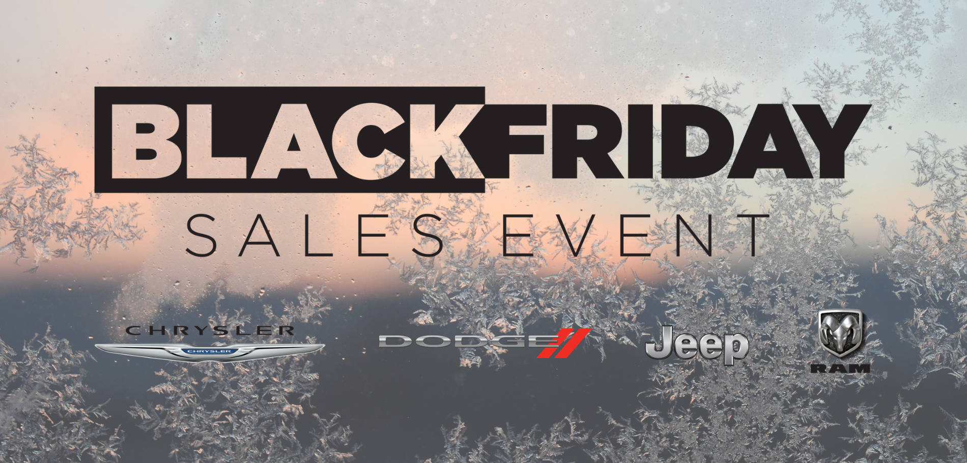2018 Black Friday Sales Event
