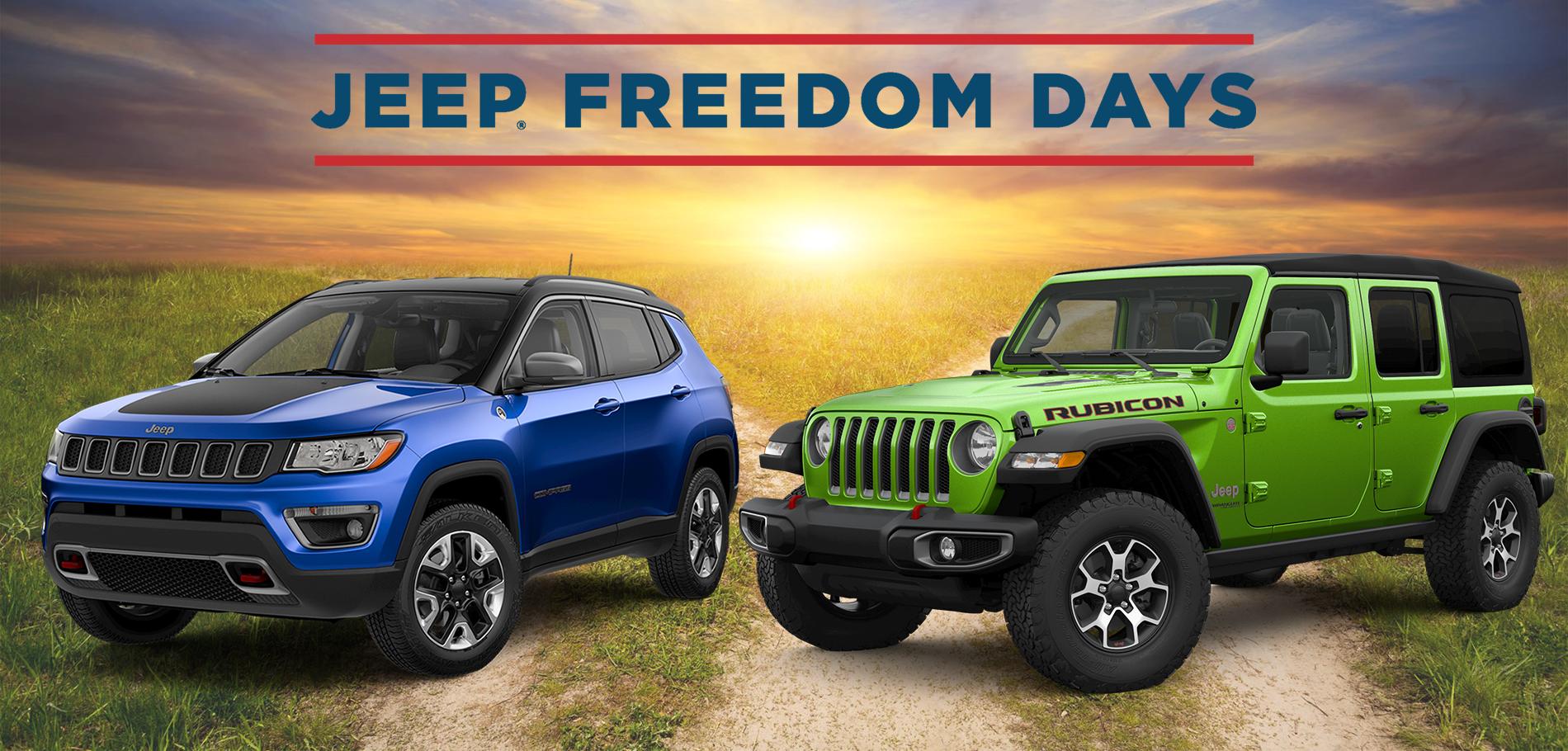 19 Jeep Freedom