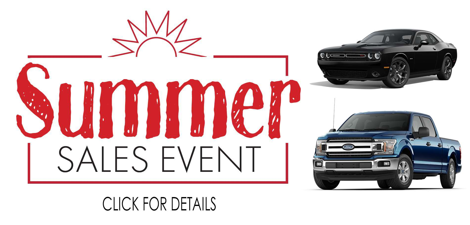 Summer Sales Event 2018