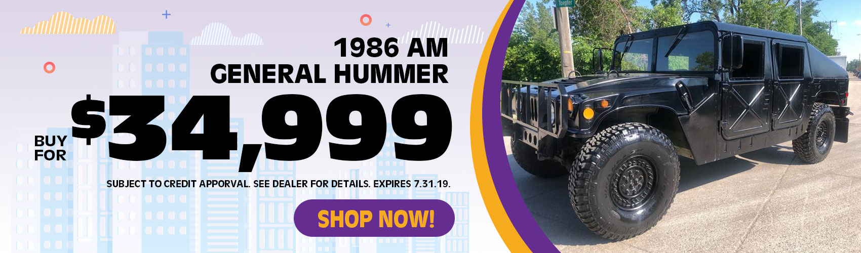 1986 AM General Hummer