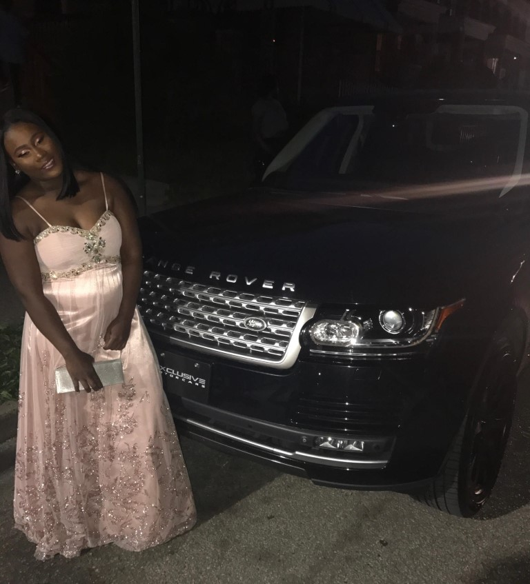 Exclusive Chauffeured Prom Winners 2018 - 2