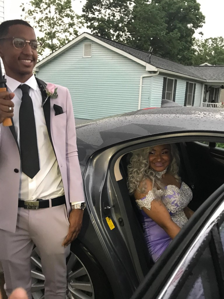 Exclusive Chauffeured Prom Winners 2018 - 1