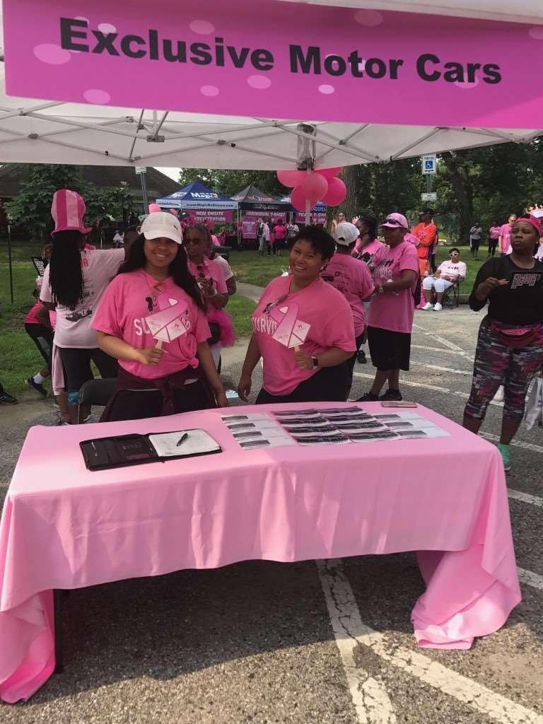 92Q Survivor Soul Stroll Breast Cancer Awareness Walk 6/11/18 - 4