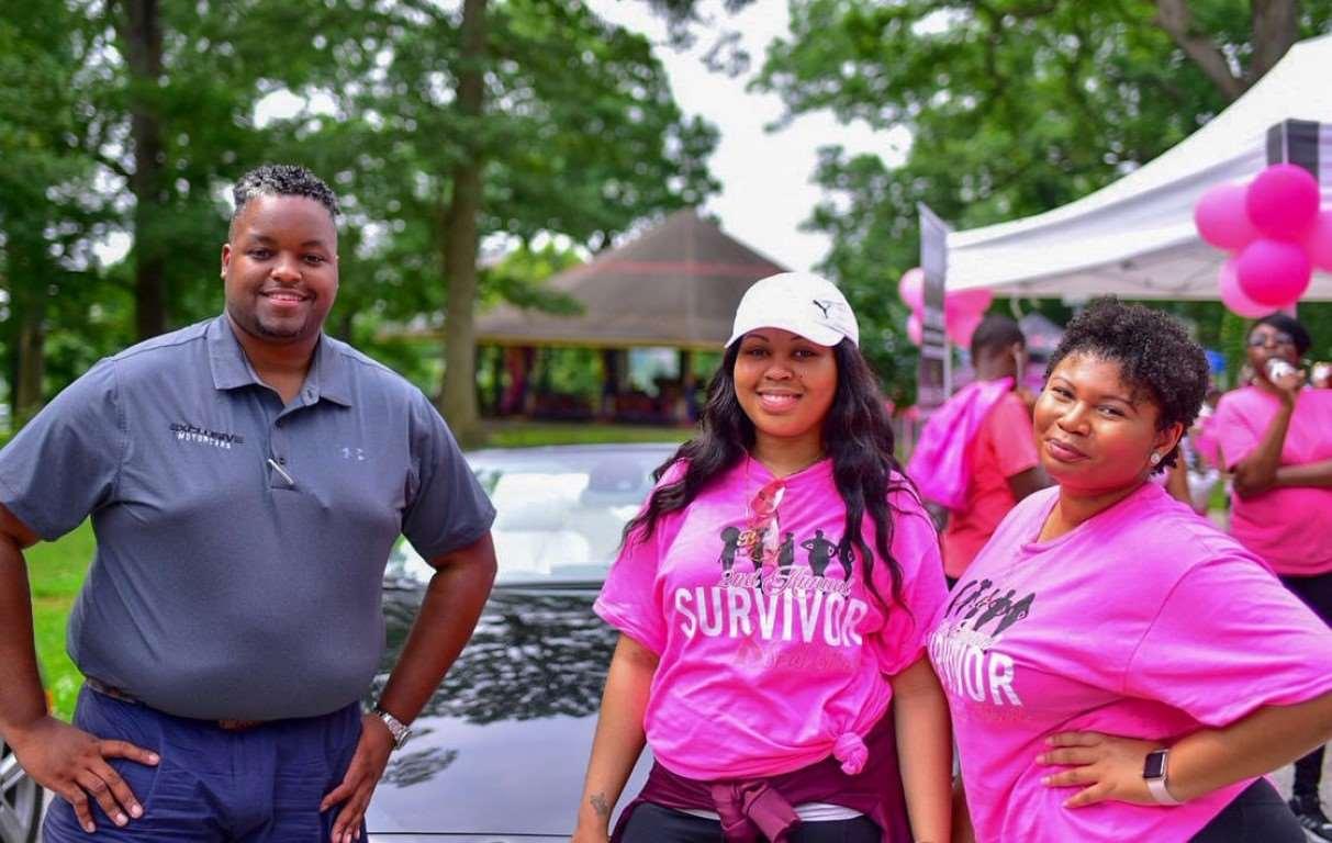 92Q Survivor Soul Stroll Breast Cancer Awareness Walk 6/11/18 - 1