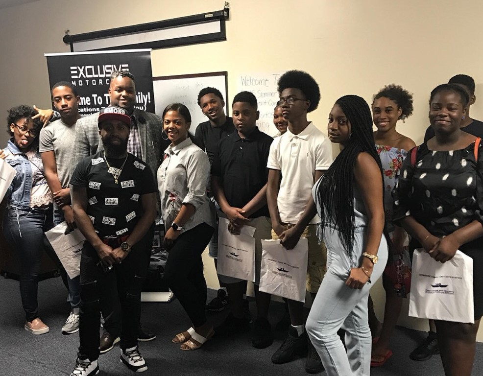 Youthworks Summer Camp Credit Responsibility Seminar 1
