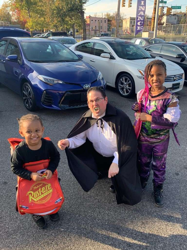 Exclusive Motorcars Trunk or Treat 6