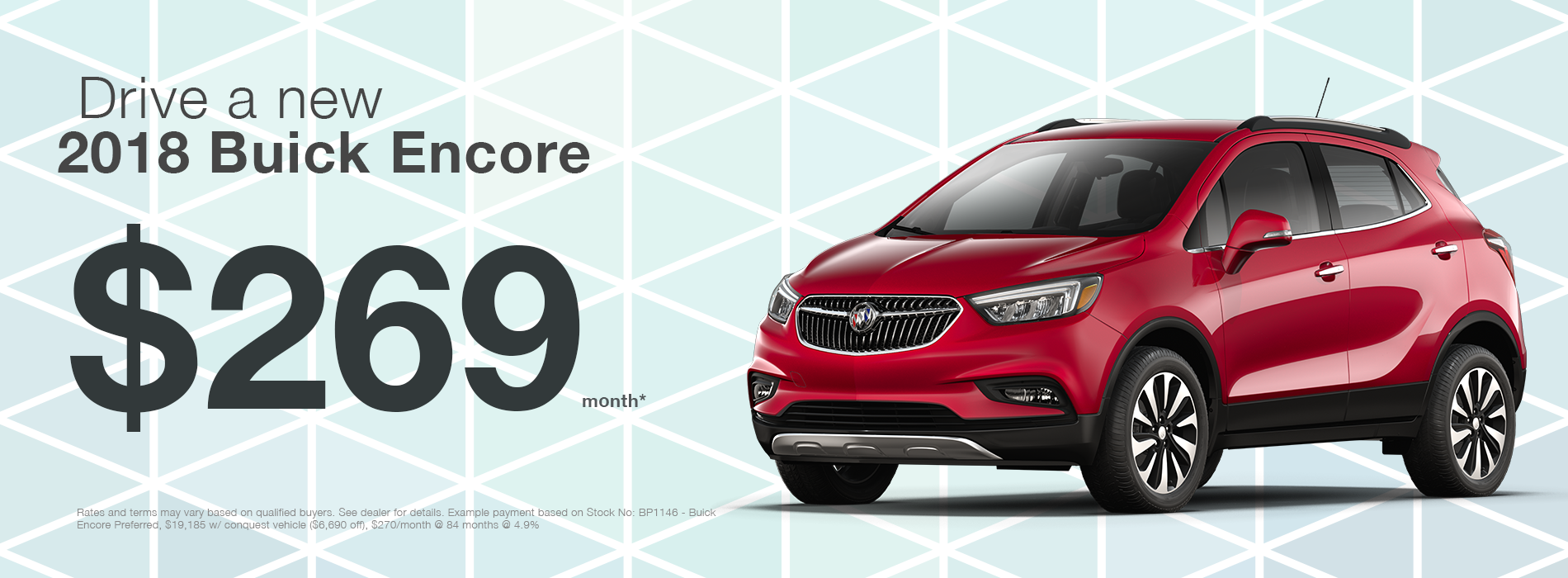 Buick Encore Feb