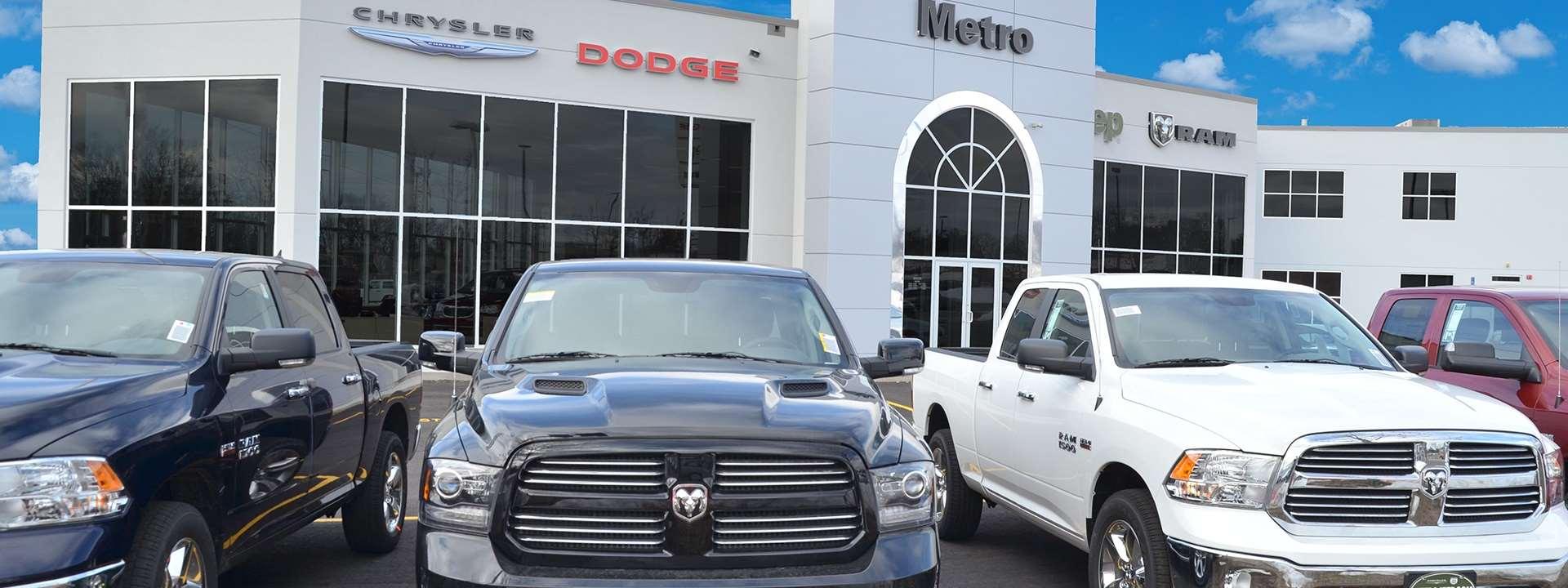 Metro Chrysler Dodge Jeep Ram