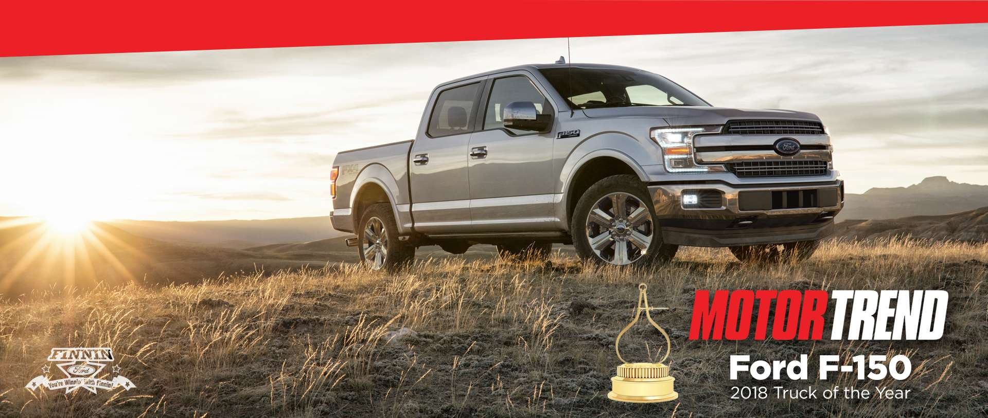 F-150 Truck Of Year