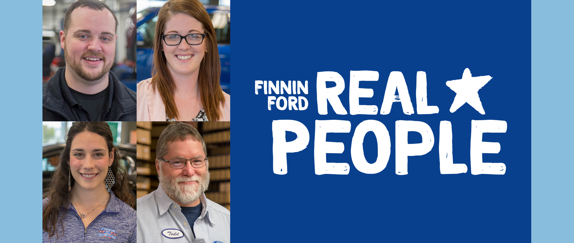 Real People OF FInnin