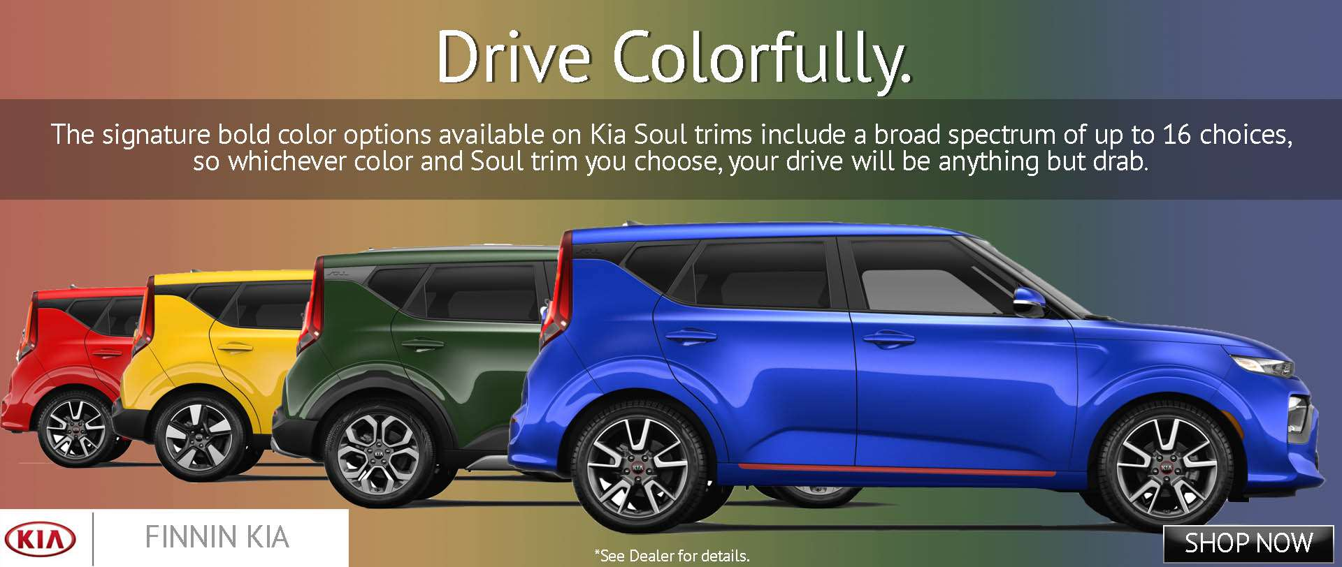 2020 Kia Soul Color