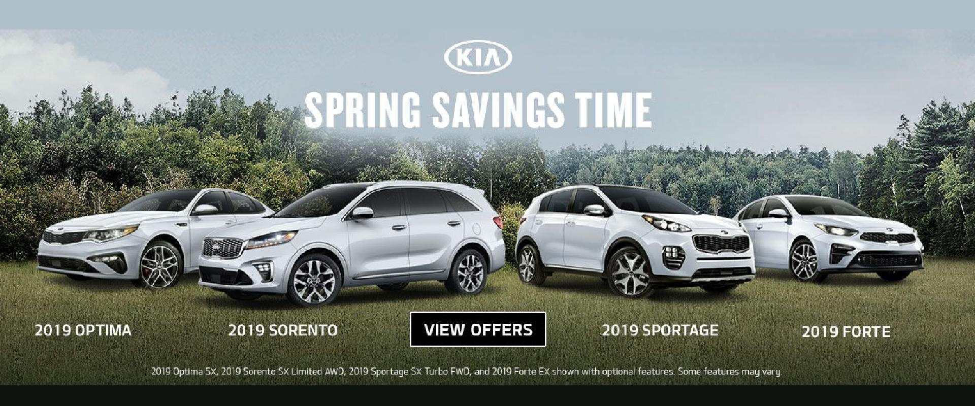 Spring Savings Time