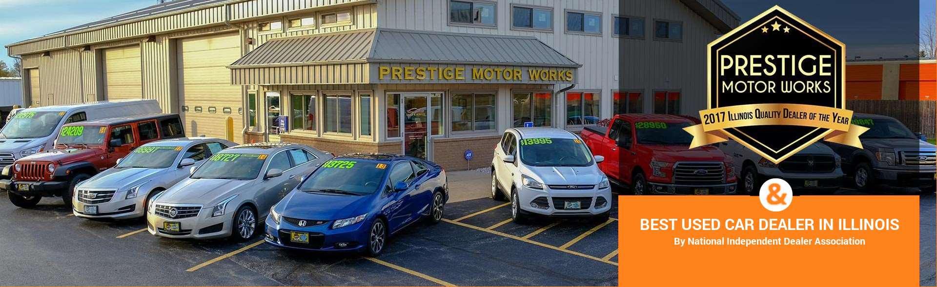 82df38656744 Prestige Motor Works Pre-Owned Sales   Service