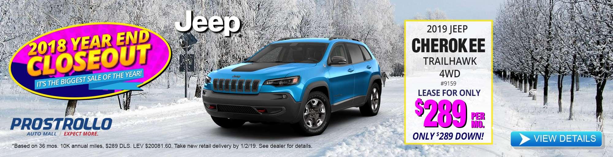 9159 19 Jeep Cherokee