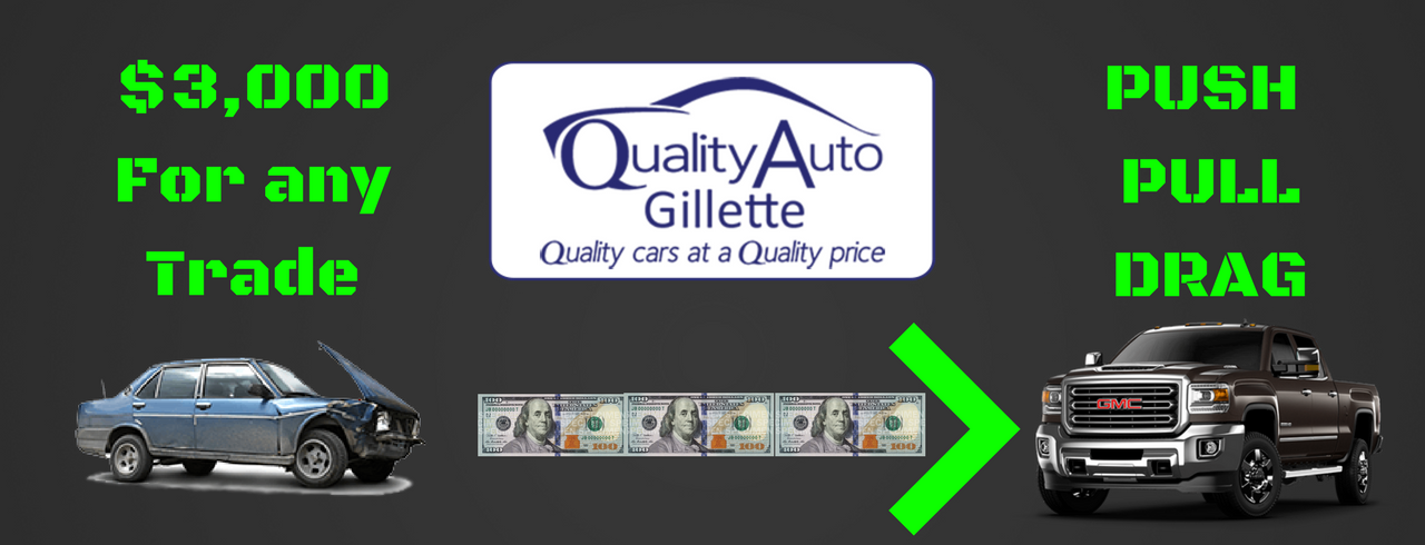 Used Trucks For Sale Near Me | Gillette, WY | Quality Auto of Gillette