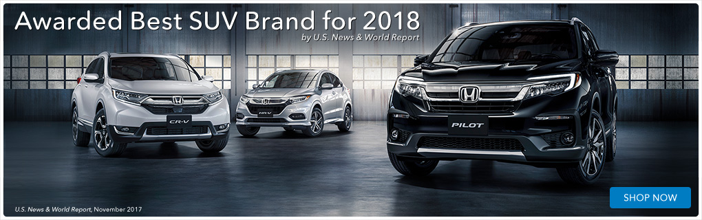 Best SUV Brand Honda CR-V & Pilot At Roy Schmidt Honda!