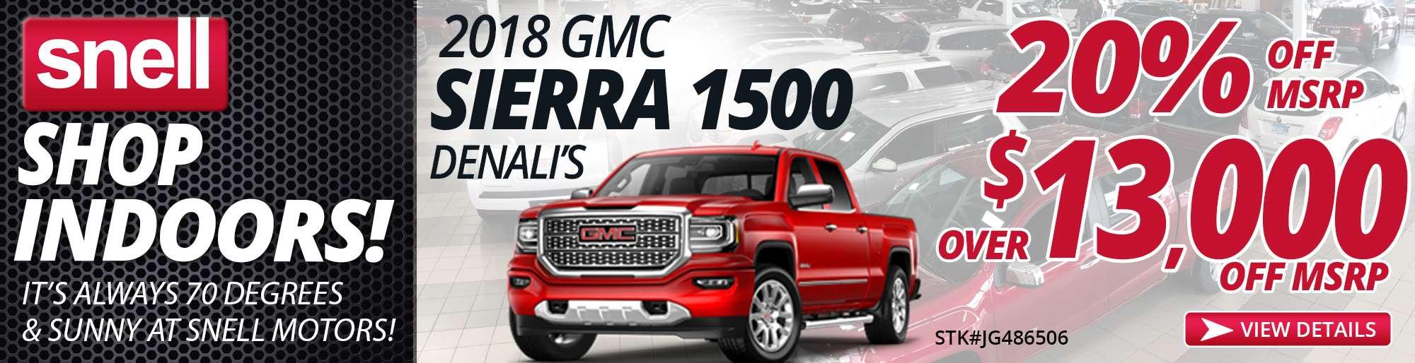 2.12 2018 GMC Sierra