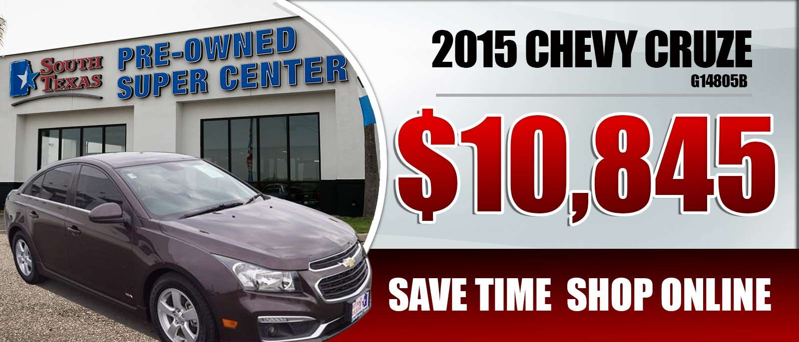 South Texas Pre-Owned Super Center | McAllen, Texas | Pre