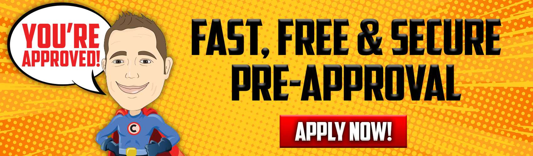 Get Pre-Approved Fast